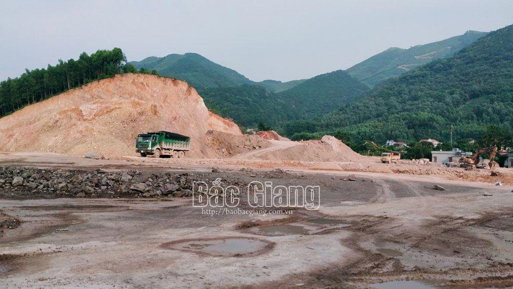 Tháng 12/2021, đấu giá 4 khu vực mỏ đất san lấp mặt bằng và đất sét gạch ngói - Ảnh 1.