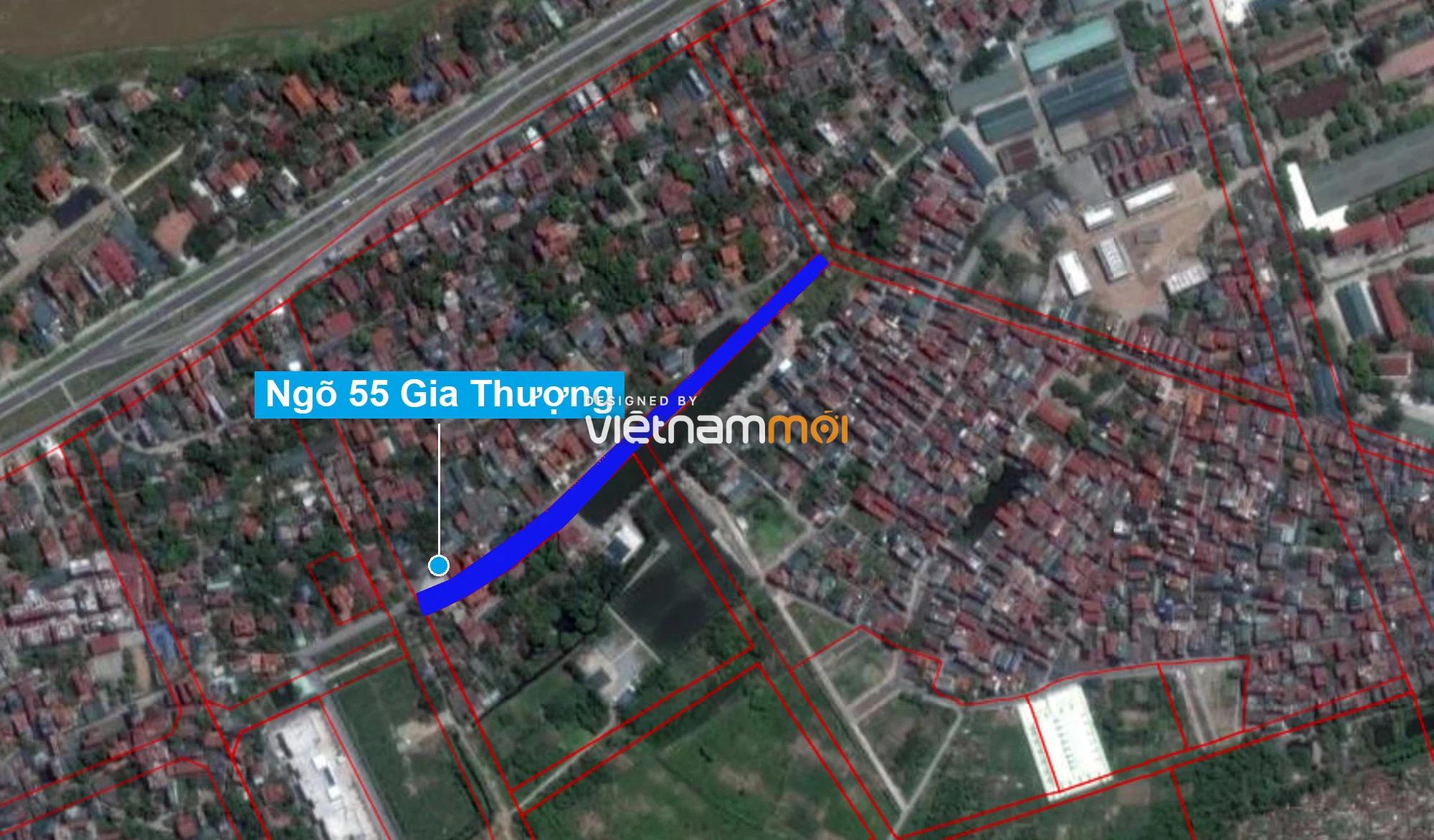 Những khu đất sắp thu hồi để mở đường ở phường Ngọc Thụy, Long Biên, Hà Nội (phần 2) - Ảnh 2.