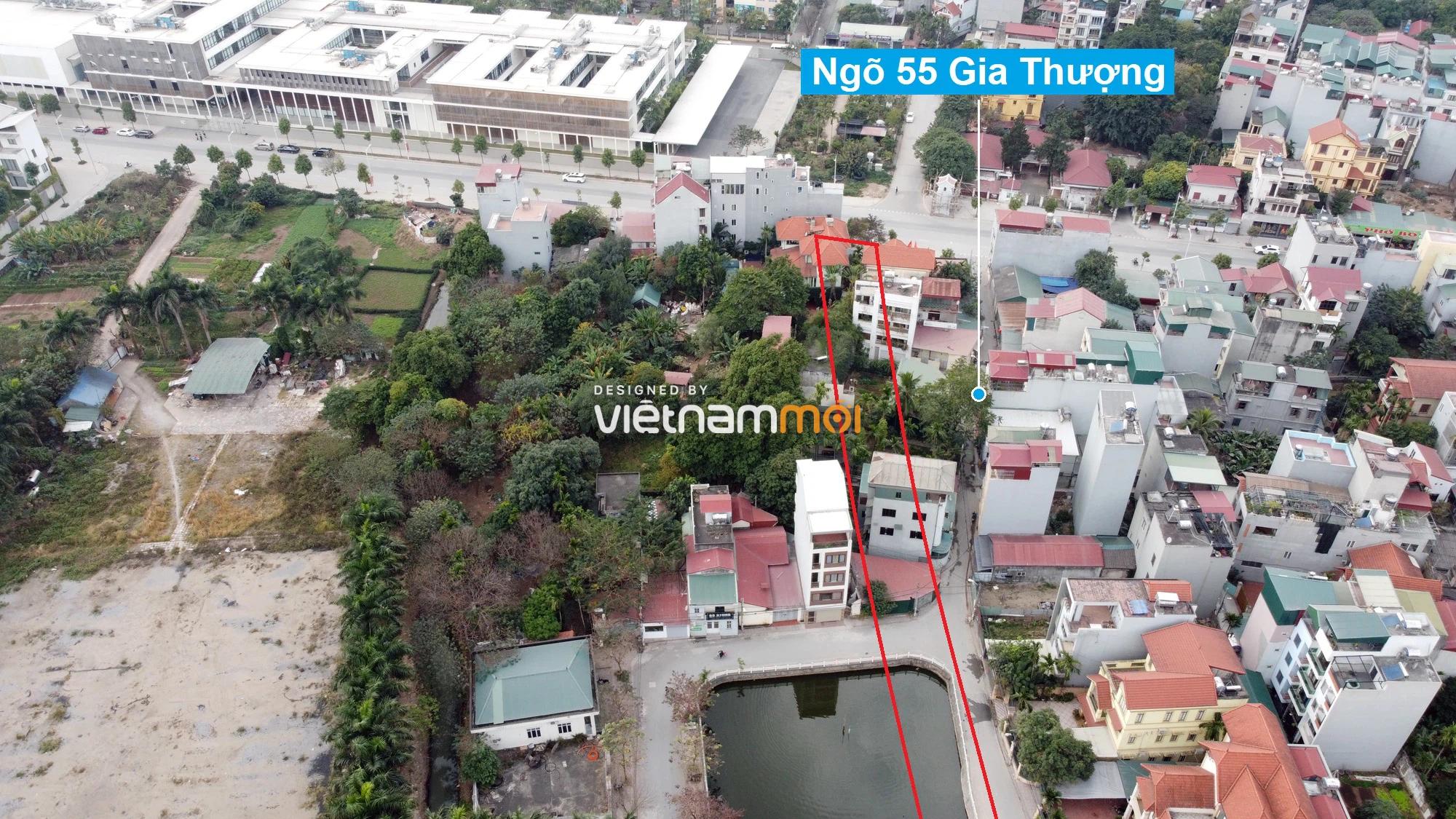 Những khu đất sắp thu hồi để mở đường ở phường Ngọc Thụy, Long Biên, Hà Nội (phần 2) - Ảnh 4.