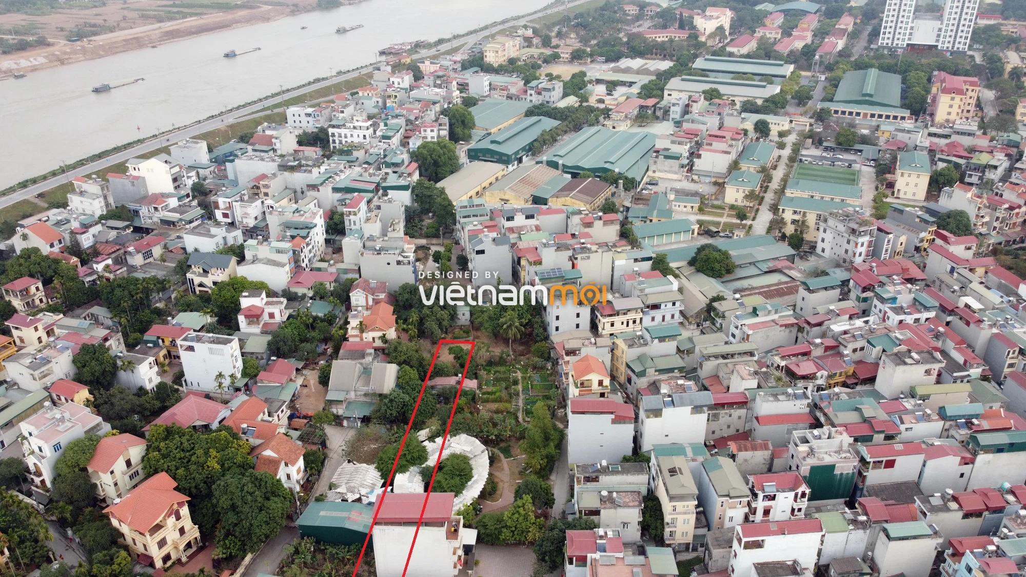 Những khu đất sắp thu hồi để mở đường ở phường Ngọc Thụy, Long Biên, Hà Nội (phần 2) - Ảnh 6.