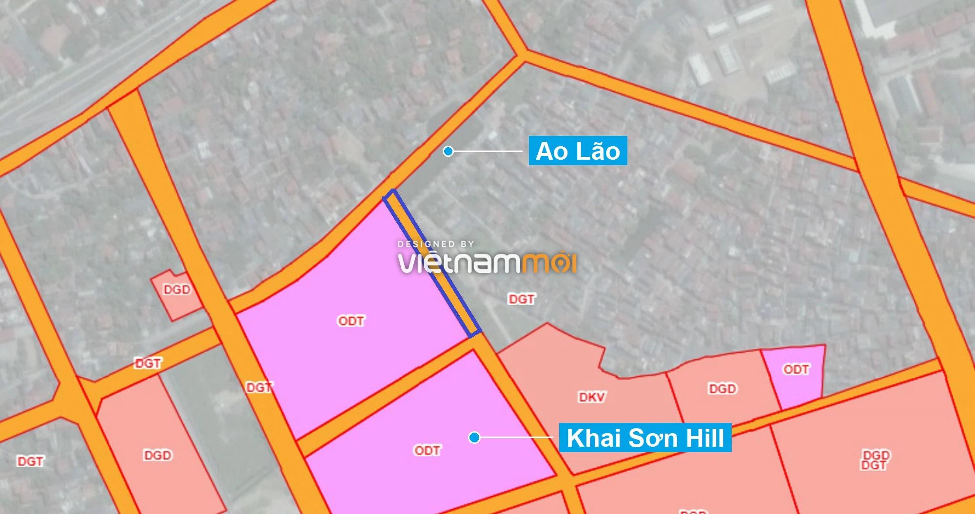 Những khu đất sắp thu hồi để mở đường ở phường Ngọc Thụy, Long Biên, Hà Nội (phần 2) - Ảnh 8.