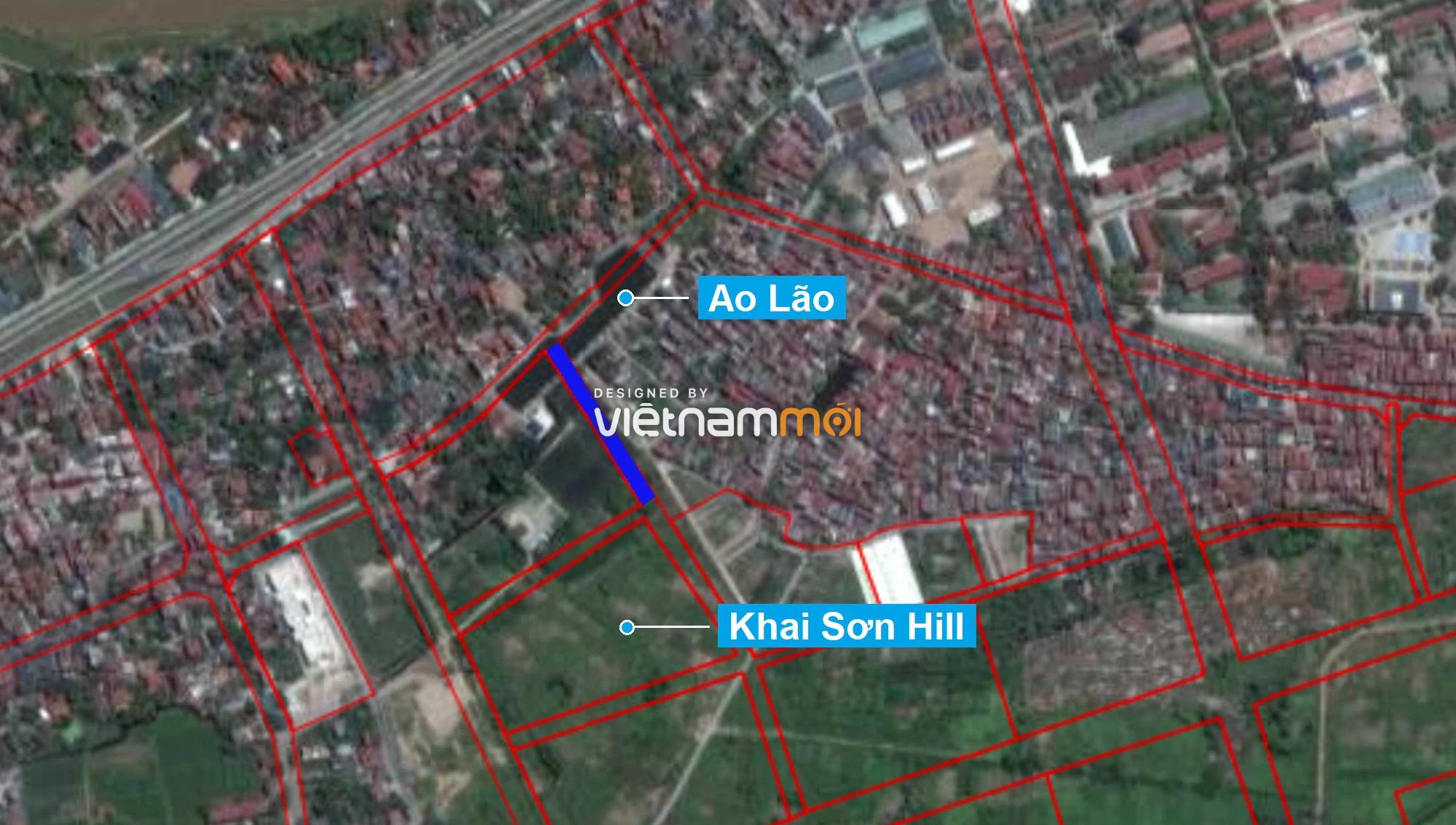 Những khu đất sắp thu hồi để mở đường ở phường Ngọc Thụy, Long Biên, Hà Nội (phần 2) - Ảnh 9.