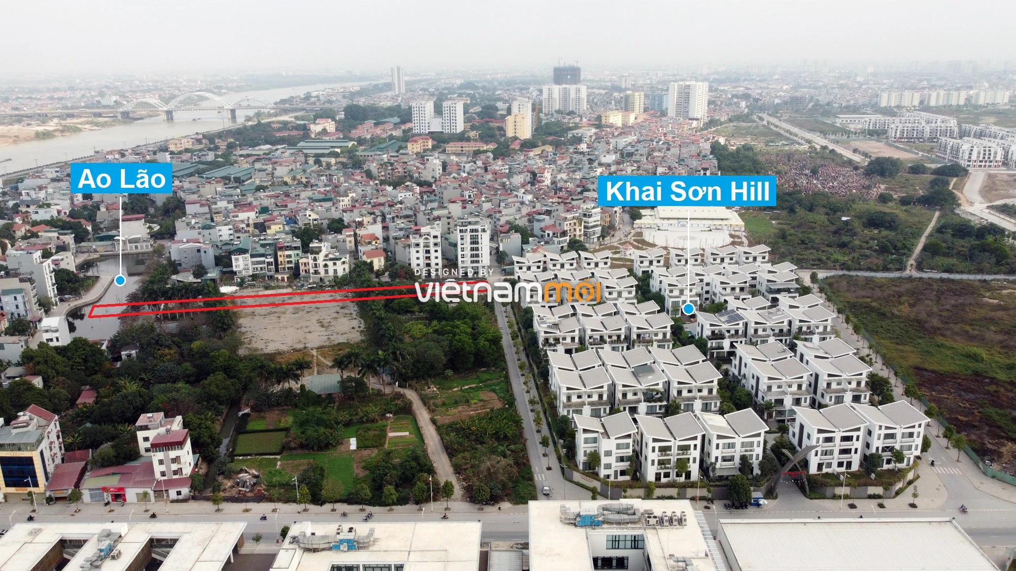 Những khu đất sắp thu hồi để mở đường ở phường Ngọc Thụy, Long Biên, Hà Nội (phần 2) - Ảnh 11.