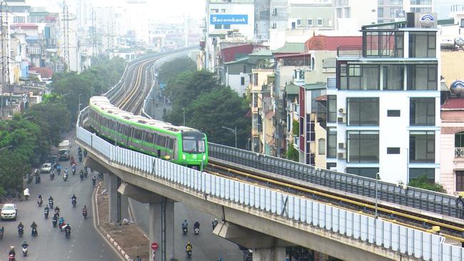 Đường sắt Cát Linh - Hà Đông lại đội vốn thêm 7,8 triệu USD - Ảnh 1.