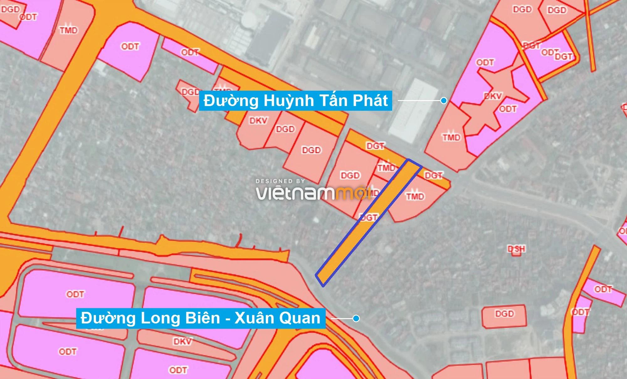Những khu đất sắp thu hồi để mở đường ở phường Long Biên, Long Biên, Hà Nội (phần 4) - Ảnh 1.