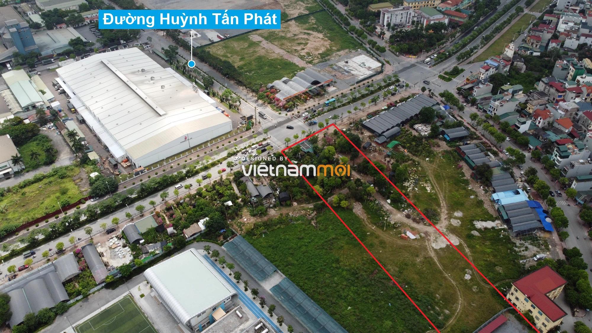 Những khu đất sắp thu hồi để mở đường ở phường Long Biên, Long Biên, Hà Nội (phần 4) - Ảnh 3.