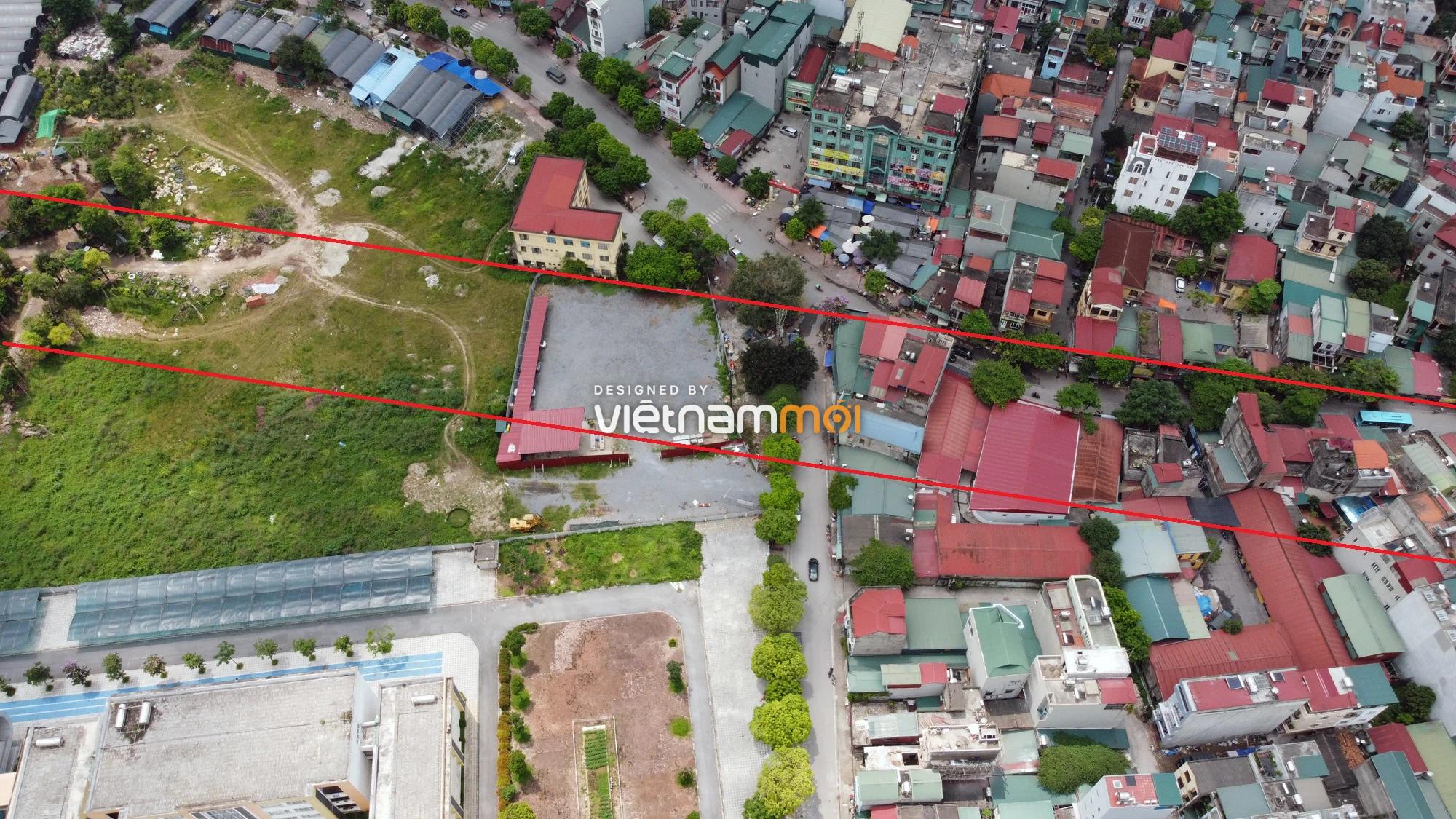 Những khu đất sắp thu hồi để mở đường ở phường Long Biên, Long Biên, Hà Nội (phần 4) - Ảnh 6.