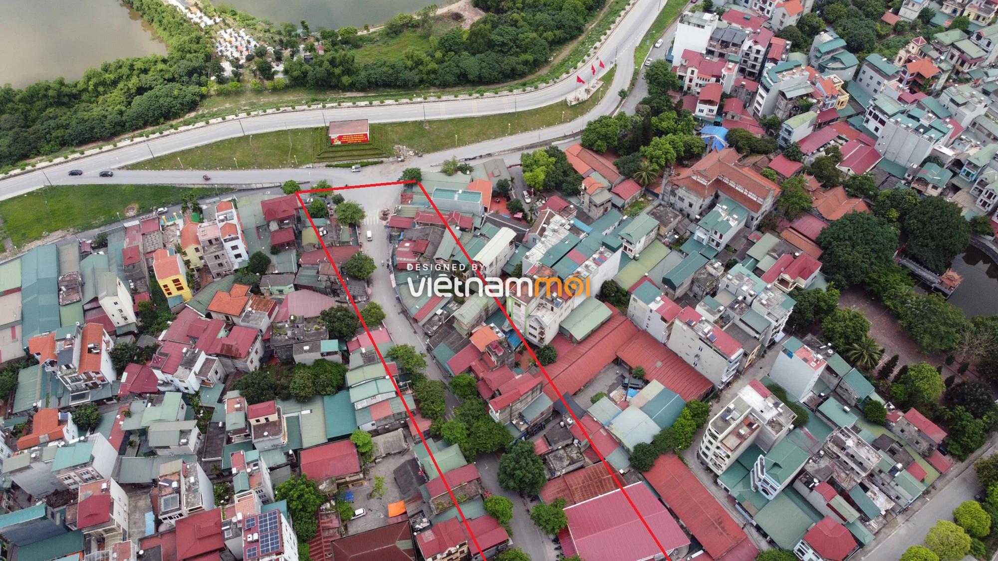 Những khu đất sắp thu hồi để mở đường ở phường Long Biên, Long Biên, Hà Nội (phần 4) - Ảnh 9.
