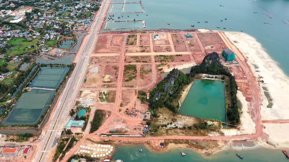 Chủ dự án Ocean Park 'đội sổ' nợ thuế ở Quảng Ninh, nhiều doanh nghiệp BĐS, xây dựng góp mặt - Ảnh 1.
