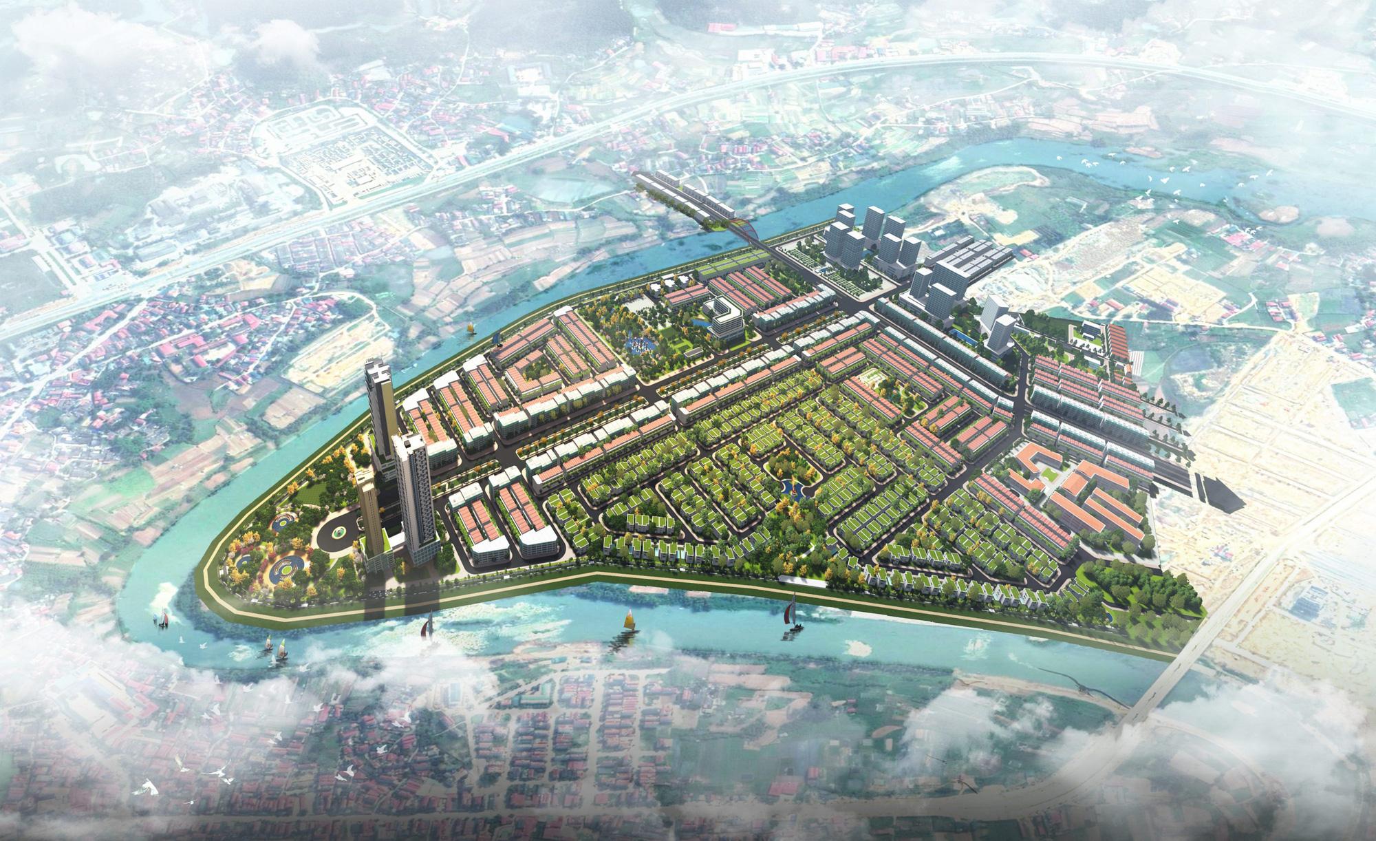 Lạng Sơn điều chỉnh quy hoạch KĐT ven sông của Hải Phát Invest - Ảnh 1.