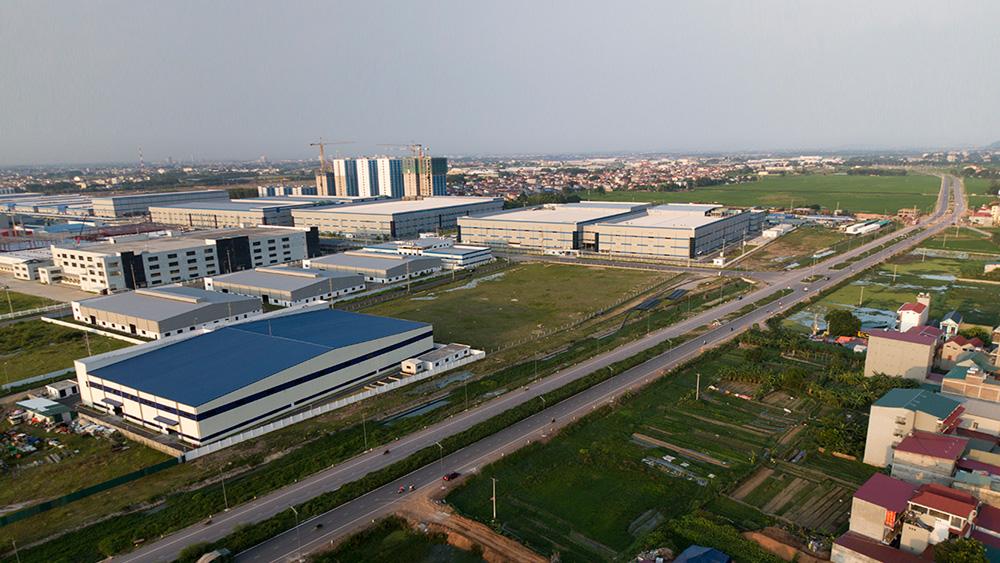 Loạt tuyến đường sắp thành hình tại Bắc Giang cùng nhiều dự án lớn đổ về, giao dịch BĐS vẫn sôi động giữa đại dịch - Ảnh 1.