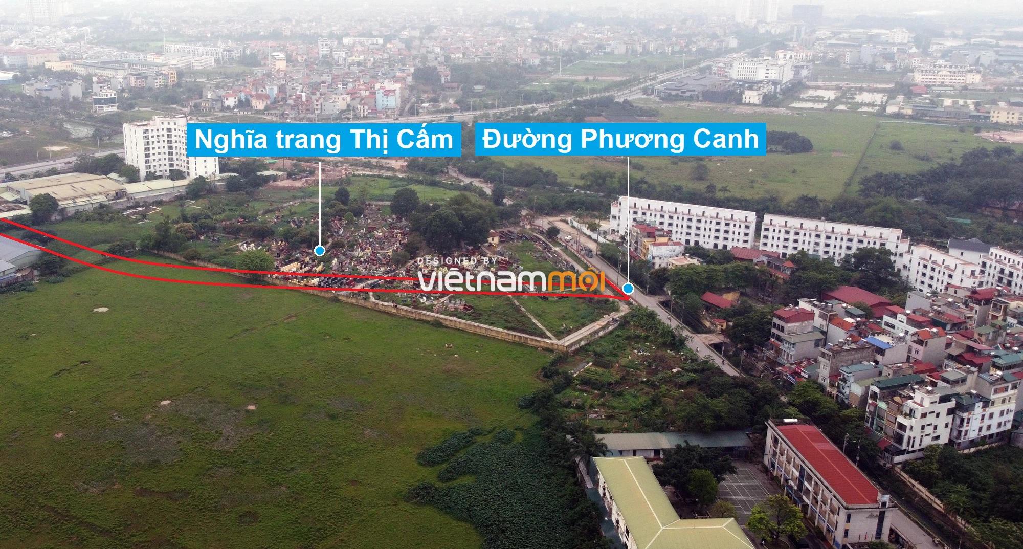 Những khu đất sắp thu hồi để mở đường ở phường Xuân Phương, Nam Từ Liêm, Hà Nội (phần 5) - Ảnh 3.
