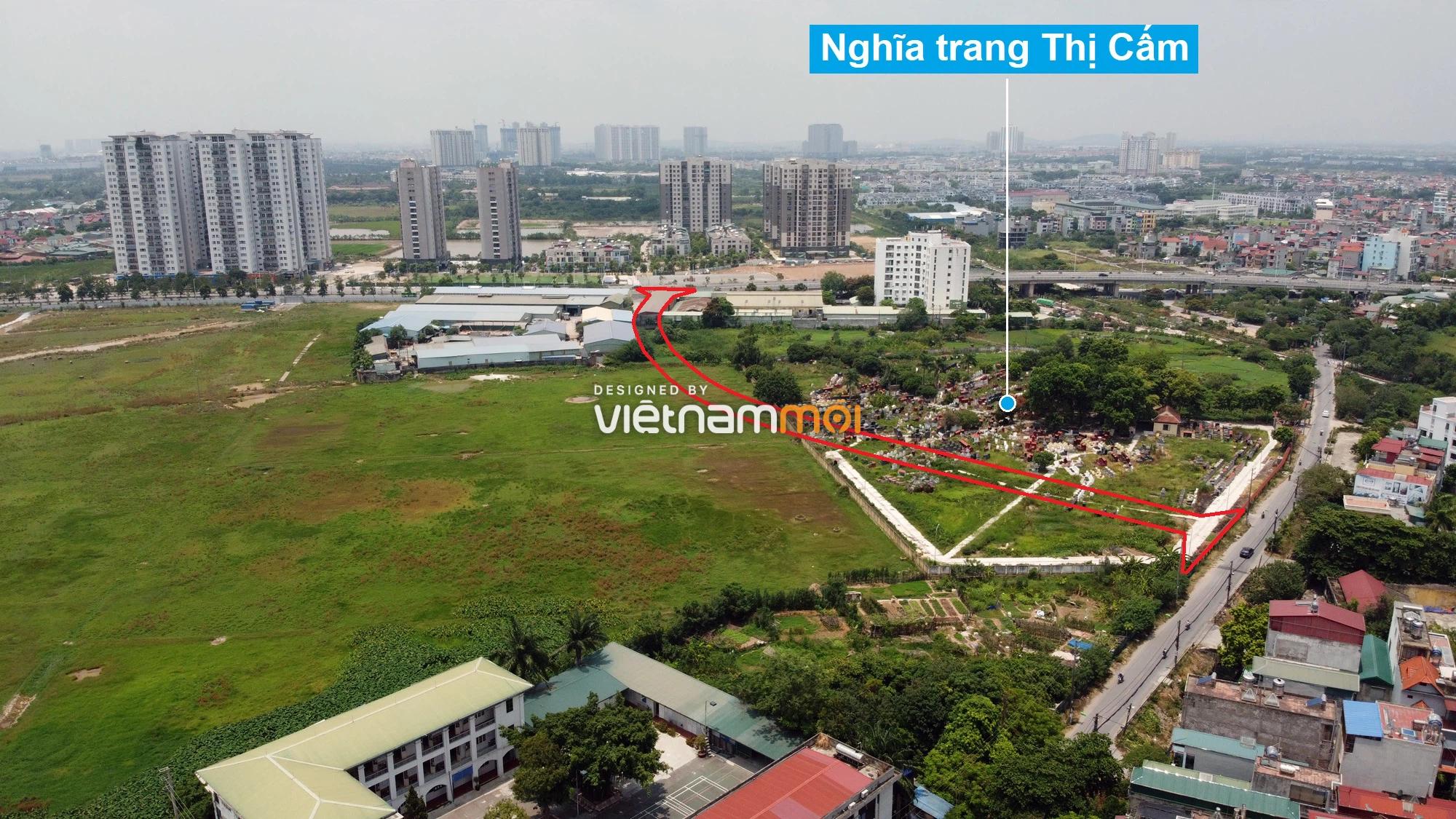 Những khu đất sắp thu hồi để mở đường ở phường Xuân Phương, Nam Từ Liêm, Hà Nội (phần 5) - Ảnh 6.