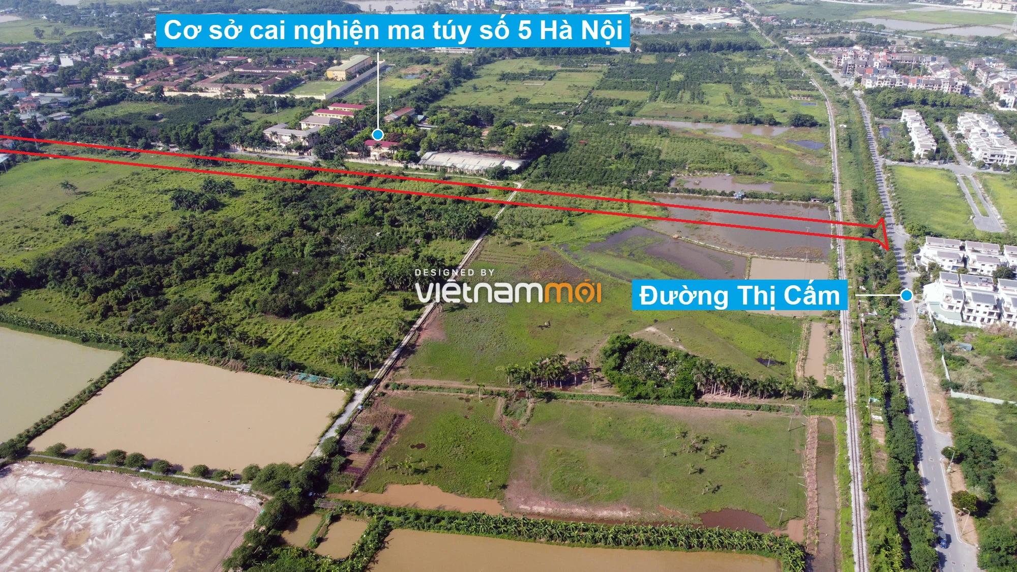 Những khu đất sắp thu hồi để mở đường ở phường Xuân Phương, Nam Từ Liêm, Hà Nội (phần 5) - Ảnh 11.