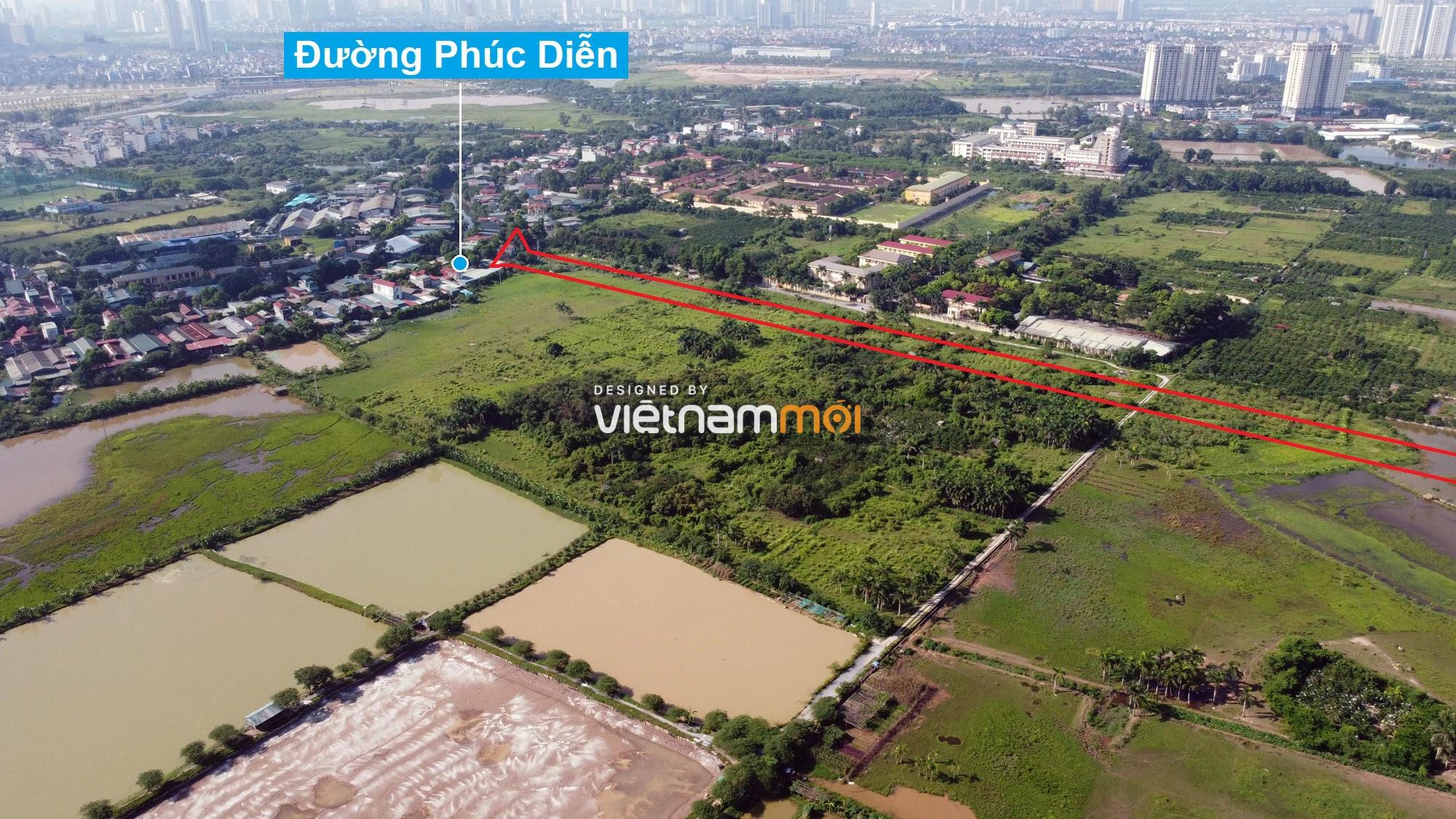 Những khu đất sắp thu hồi để mở đường ở phường Xuân Phương, Nam Từ Liêm, Hà Nội (phần 5) - Ảnh 12.