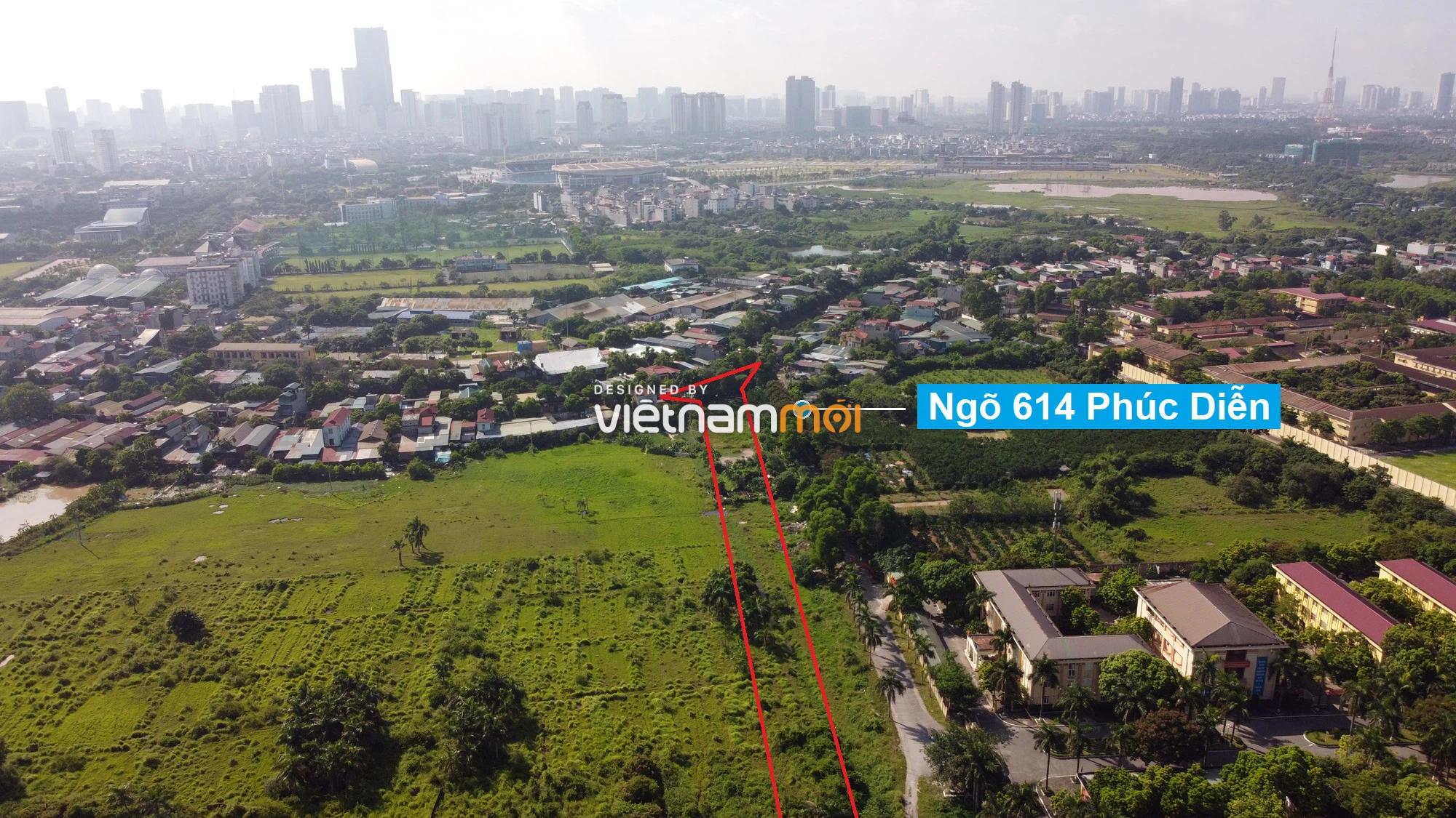 Những khu đất sắp thu hồi để mở đường ở phường Xuân Phương, Nam Từ Liêm, Hà Nội (phần 5) - Ảnh 13.