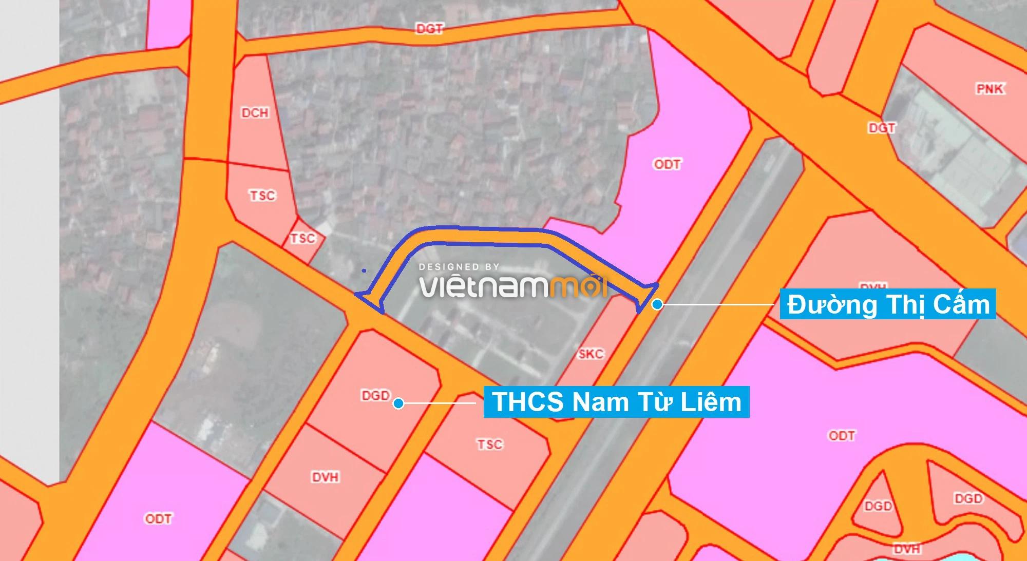 Những khu đất sắp thu hồi để mở đường ở phường Xuân Phương, Nam Từ Liêm, Hà Nội (phần 5) - Ảnh 16.
