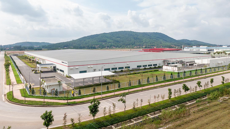 Doanh nghiệp cạnh tranh siêu dự án logistics Cái Mép Hạ làm hạ tầng CCN trăm tỷ đồng tại Đông Mai, Quảng Ninh - Ảnh 1.