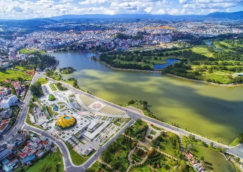 Lâm Đồng duyệt quy hoạch phân khu hai khu vực rộng 310 ha tại Đà Lạt - Ảnh 1.