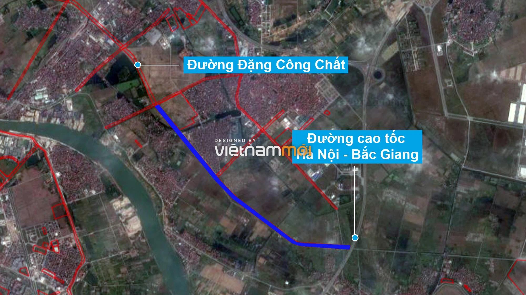 Những khu đất sắp thu hồi để mở đường ở huyện Gia Lâm, Hà Nội (phần 1) - Ảnh 2.