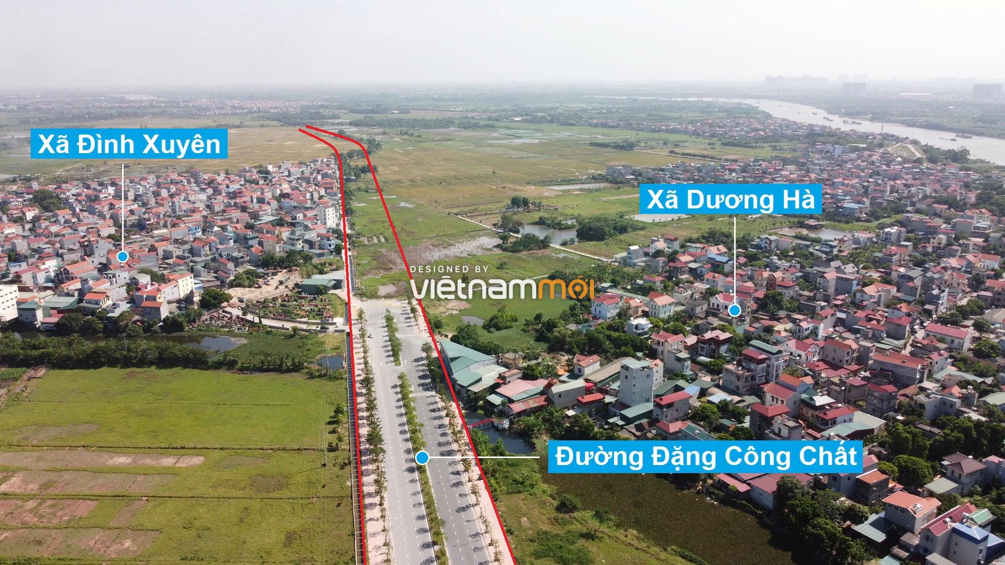 Những khu đất sắp thu hồi để mở đường ở huyện Gia Lâm, Hà Nội (phần 1) - Ảnh 3.