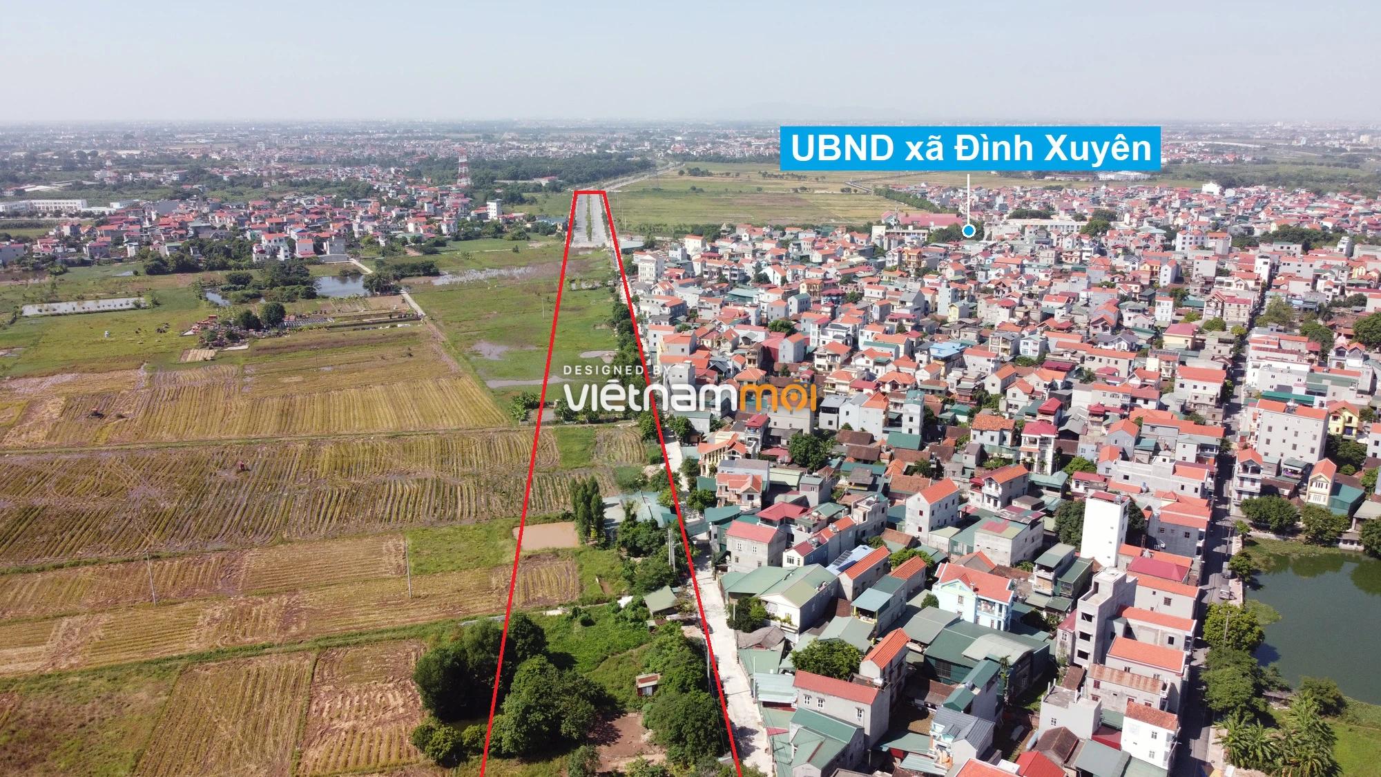 Những khu đất sắp thu hồi để mở đường ở huyện Gia Lâm, Hà Nội (phần 1) - Ảnh 4.