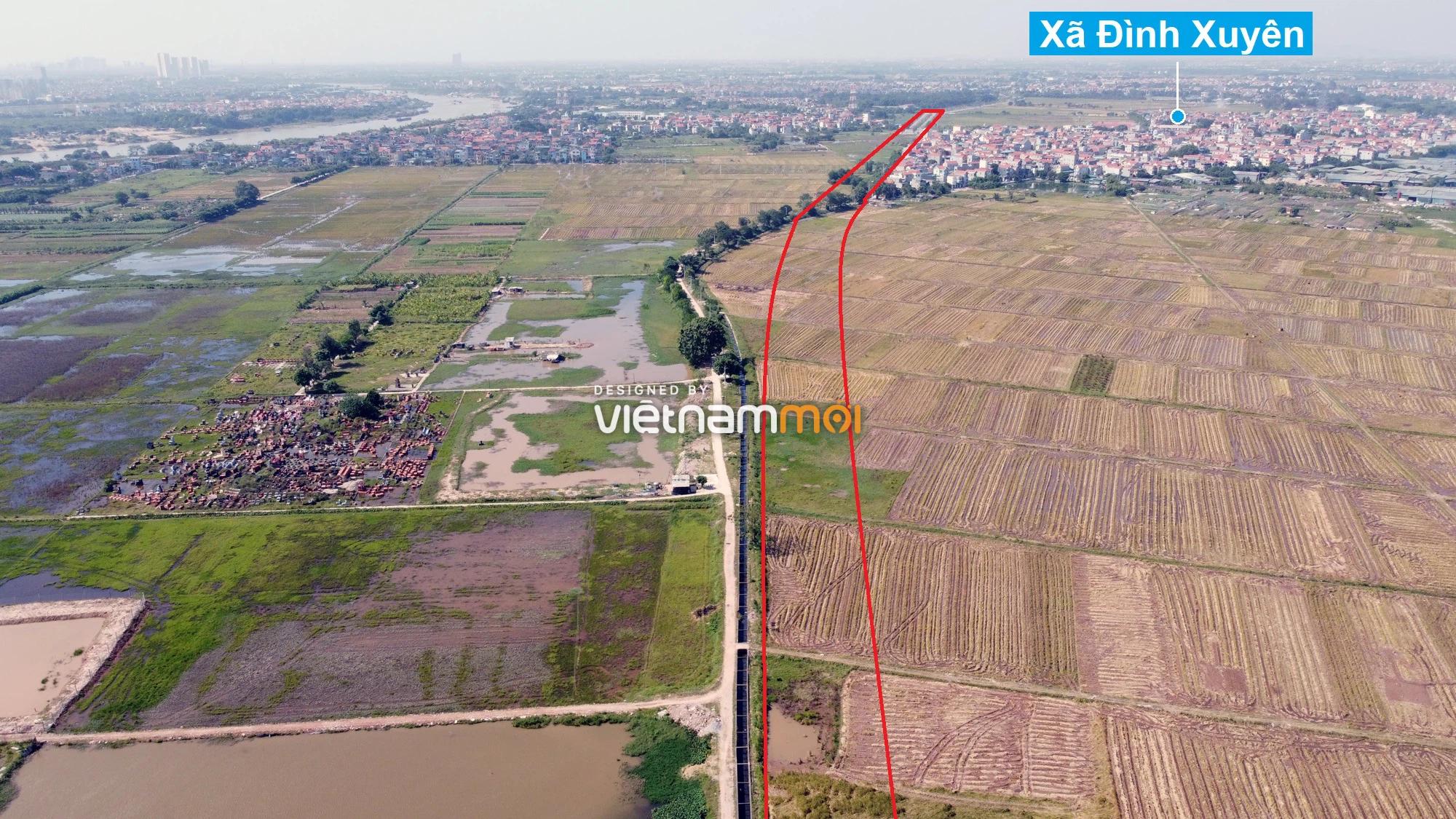Những khu đất sắp thu hồi để mở đường ở huyện Gia Lâm, Hà Nội (phần 1) - Ảnh 5.