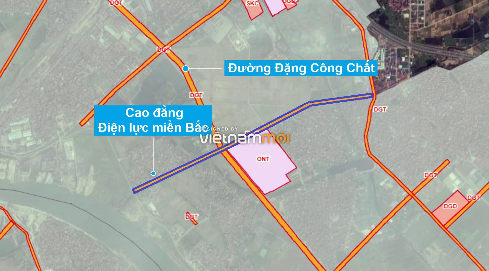 Những khu đất sắp thu hồi để mở đường ở huyện Gia Lâm, Hà Nội (phần 1) - Ảnh 9.