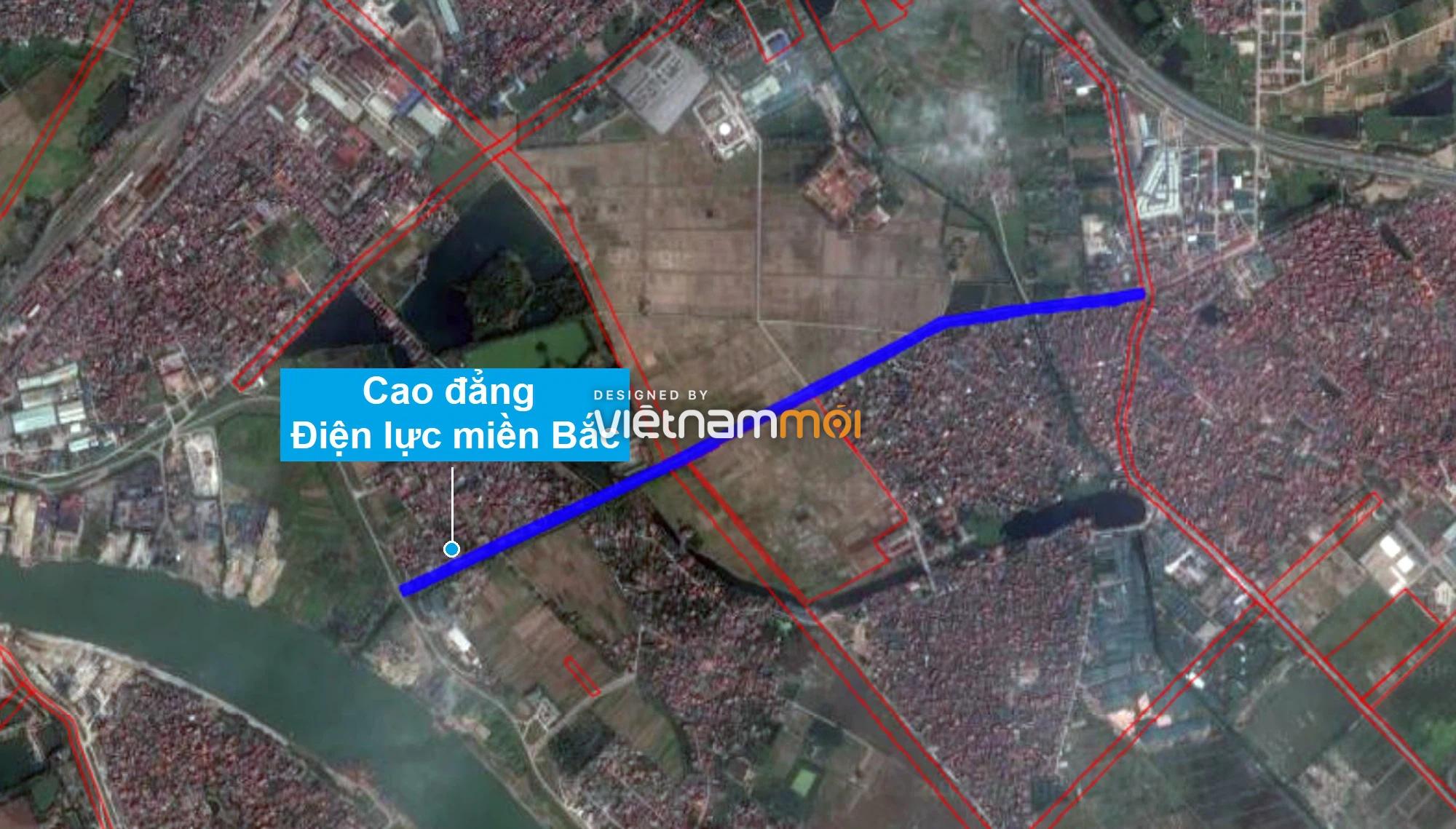 Những khu đất sắp thu hồi để mở đường ở huyện Gia Lâm, Hà Nội (phần 1) - Ảnh 10.