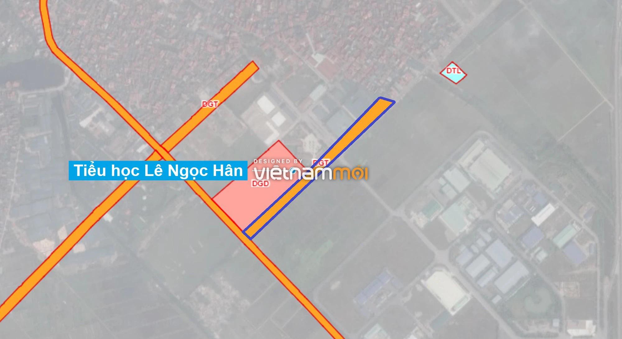 Những khu đất sắp thu hồi để mở đường ở huyện Gia Lâm, Hà Nội (phần 1) - Ảnh 16.