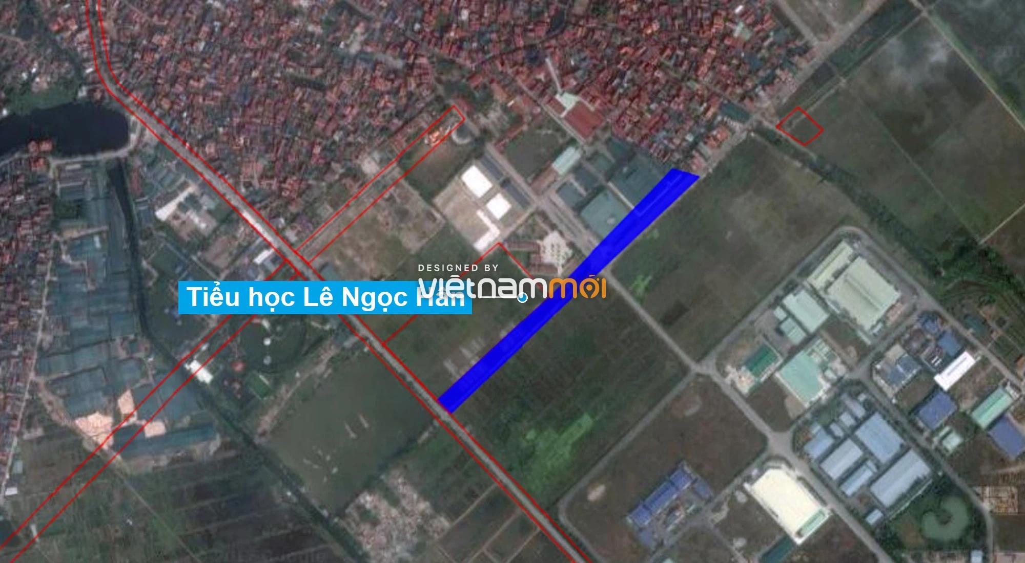 Những khu đất sắp thu hồi để mở đường ở huyện Gia Lâm, Hà Nội (phần 1) - Ảnh 17.