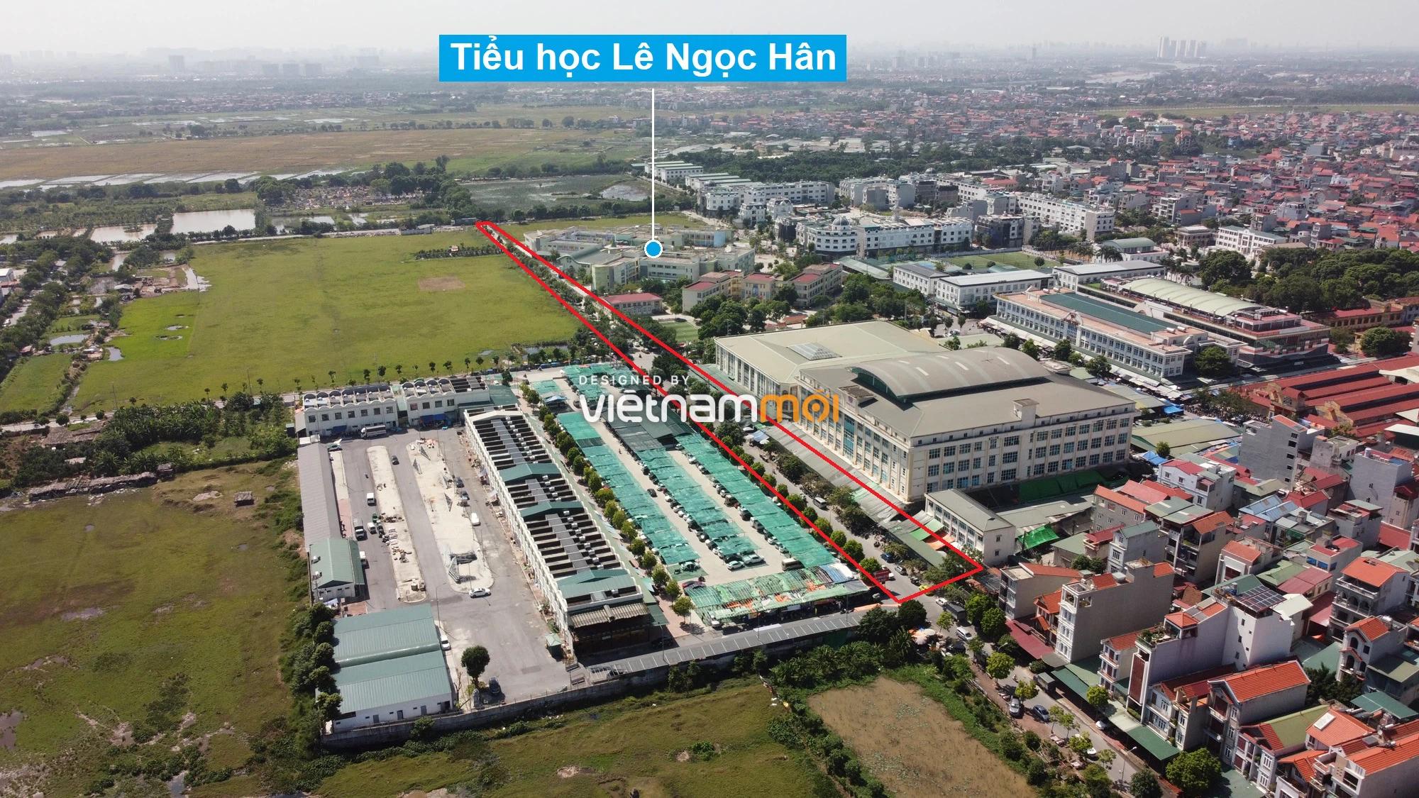 Những khu đất sắp thu hồi để mở đường ở huyện Gia Lâm, Hà Nội (phần 1) - Ảnh 18.