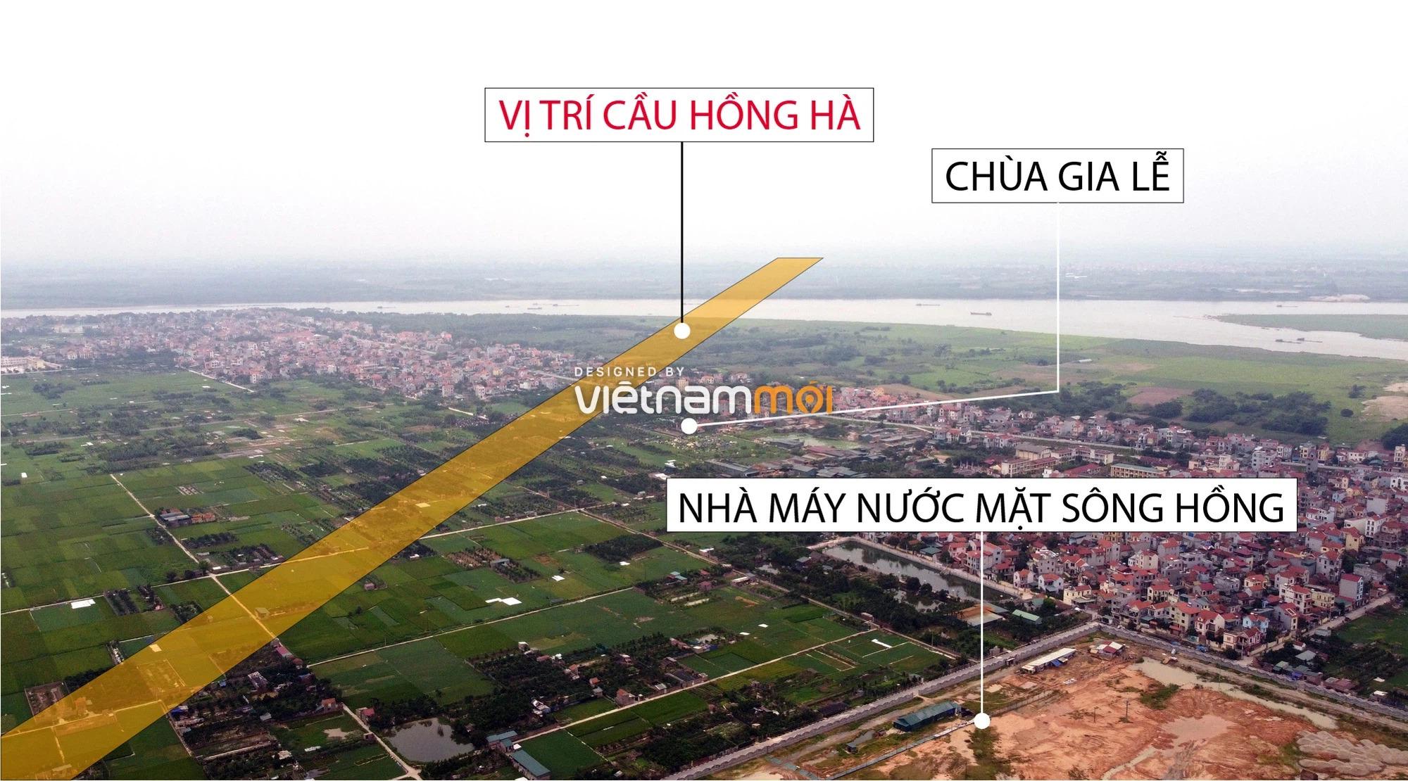 {{Ngoài cầu Trần Hưng Đạo, Hà Nội sẽ xây thêm bao nhiêu cầu vượt sông Hồng? - Ảnh 2.