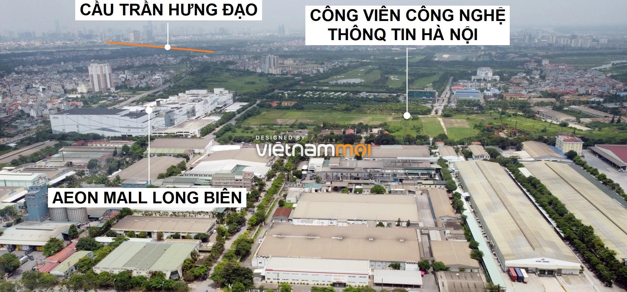 Toàn cảnh các dự án của Him Lam được hưởng lợi từ cầu Trần Hưng Đạo - Ảnh 7.