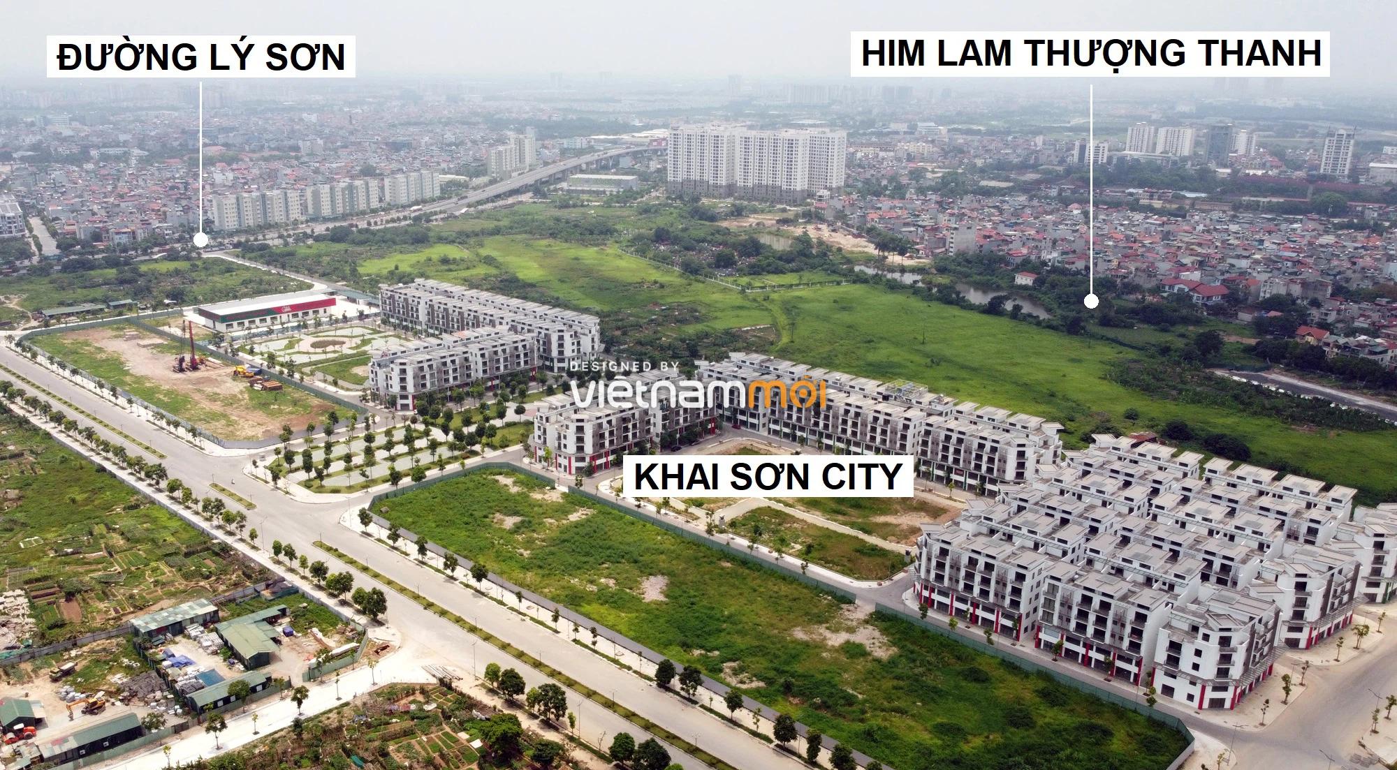 Toàn cảnh các dự án của Him Lam được hưởng lợi từ cầu Trần Hưng Đạo - Ảnh 10.
