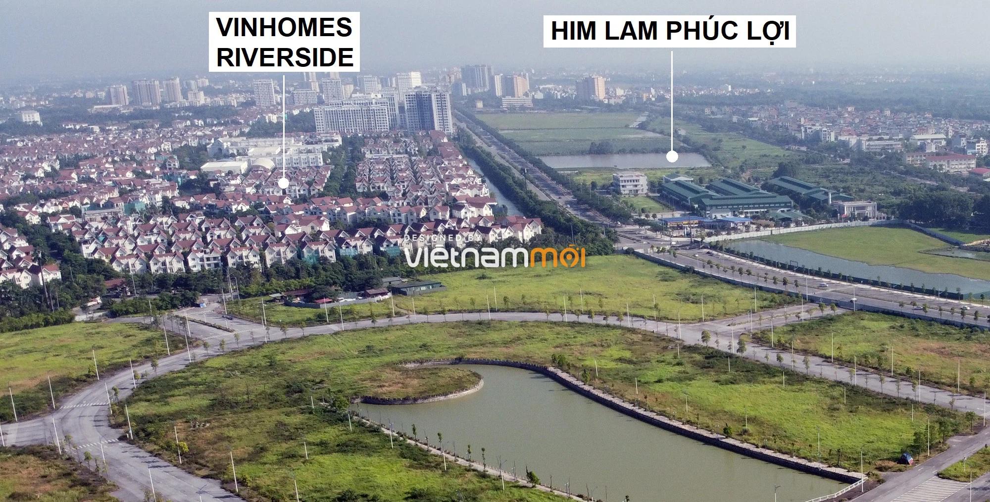 Toàn cảnh các dự án của Him Lam được hưởng lợi từ cầu Trần Hưng Đạo - Ảnh 12.