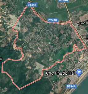 Kế hoạch sử dụng đất xã Long Mỹ, huyện Đất Đỏ, tỉnh Bà Rịa - Vũng Tàu - Ảnh 1.