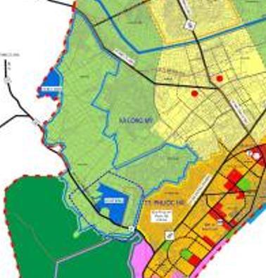 Kế hoạch sử dụng đất xã Long Mỹ, huyện Đất Đỏ, tỉnh Bà Rịa - Vũng Tàu - Ảnh 2.