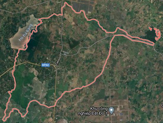 Kế hoạch sử dụng đất xã Long Tân, huyện Đất Đỏ, tỉnh Bà Rịa - Vũng Tàu - Ảnh 1.