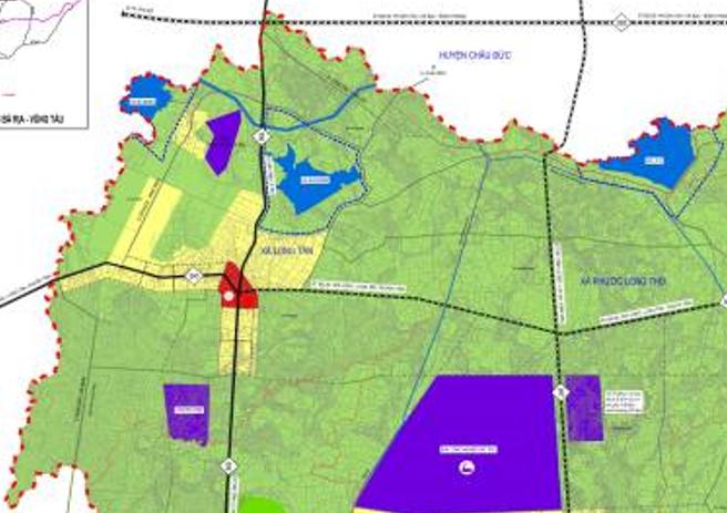 Kế hoạch sử dụng đất xã Long Tân, huyện Đất Đỏ, tỉnh Bà Rịa - Vũng Tàu - Ảnh 2.