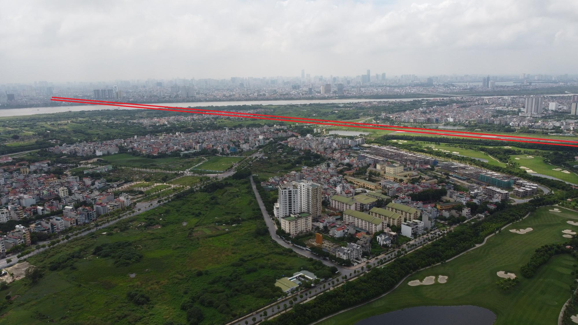 [Infographic] Ngoài cầu Trần Hưng Đạo, Hà Nội sẽ xây thêm bao nhiêu cầu vượt sông Hồng? - Ảnh 1.