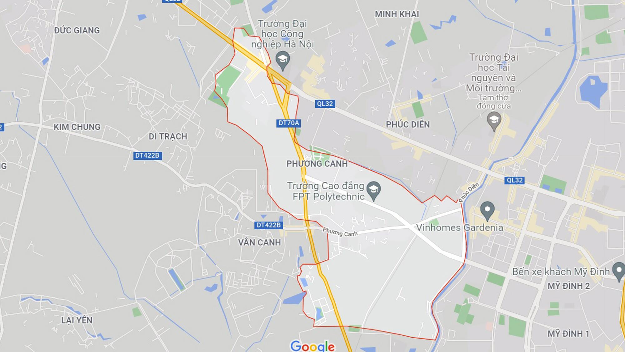 Những khu đất sắp thu hồi để mở đường ở phường Xuân Phương, Nam Từ Liêm, Hà Nội (phần 6) - Ảnh 1.