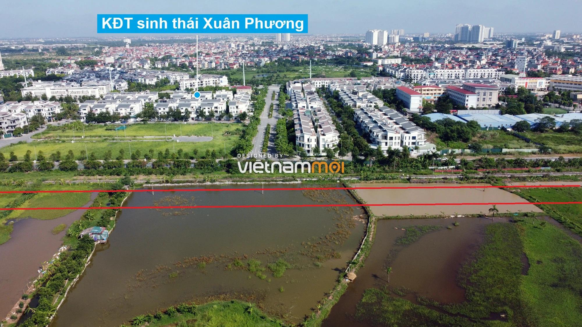 Những khu đất sắp thu hồi để mở đường ở phường Xuân Phương, Nam Từ Liêm, Hà Nội (phần 6) - Ảnh 7.