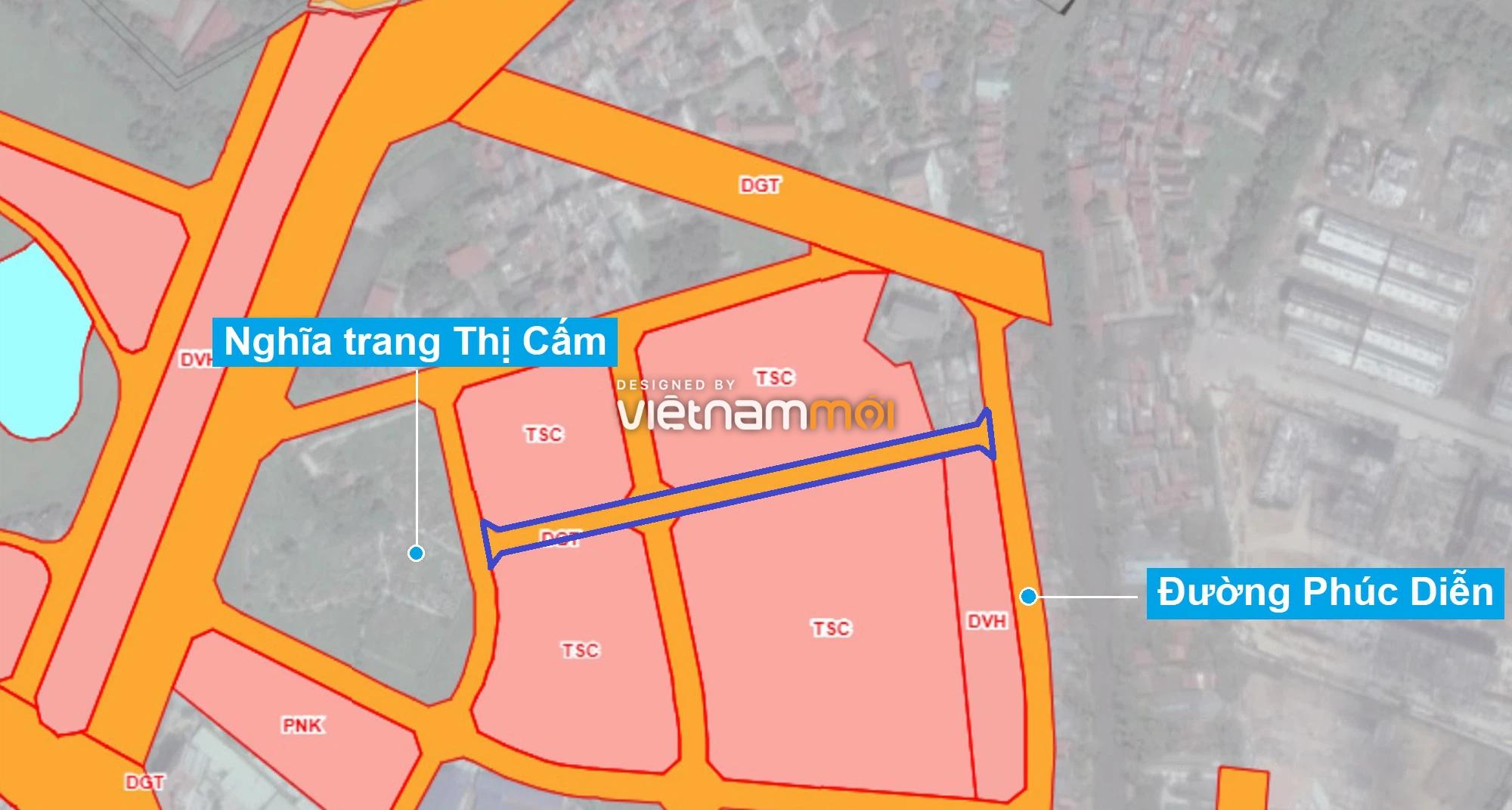 Những khu đất sắp thu hồi để mở đường ở phường Xuân Phương, Nam Từ Liêm, Hà Nội (phần 6) - Ảnh 14.