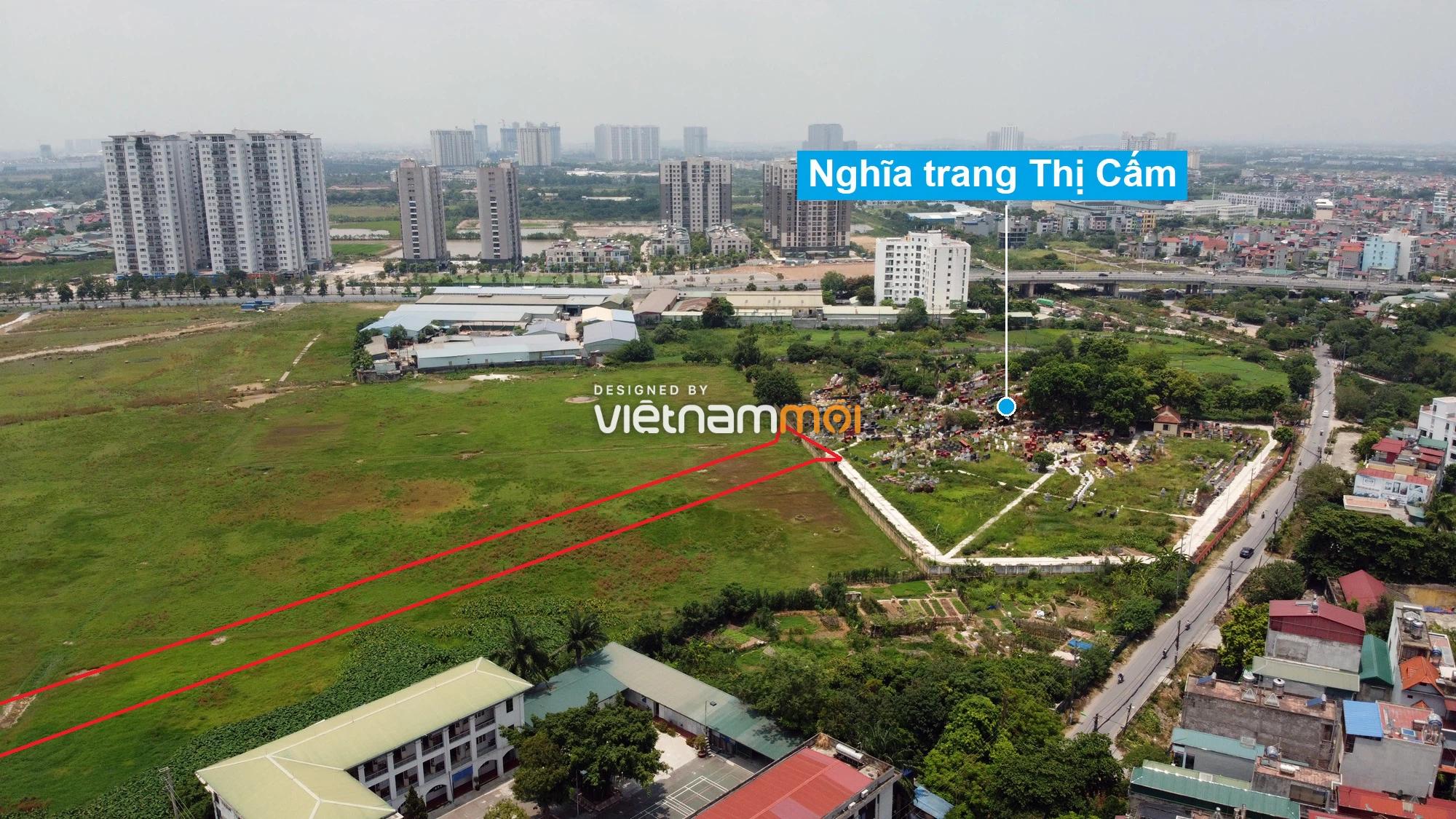 Những khu đất sắp thu hồi để mở đường ở phường Xuân Phương, Nam Từ Liêm, Hà Nội (phần 6) - Ảnh 16.