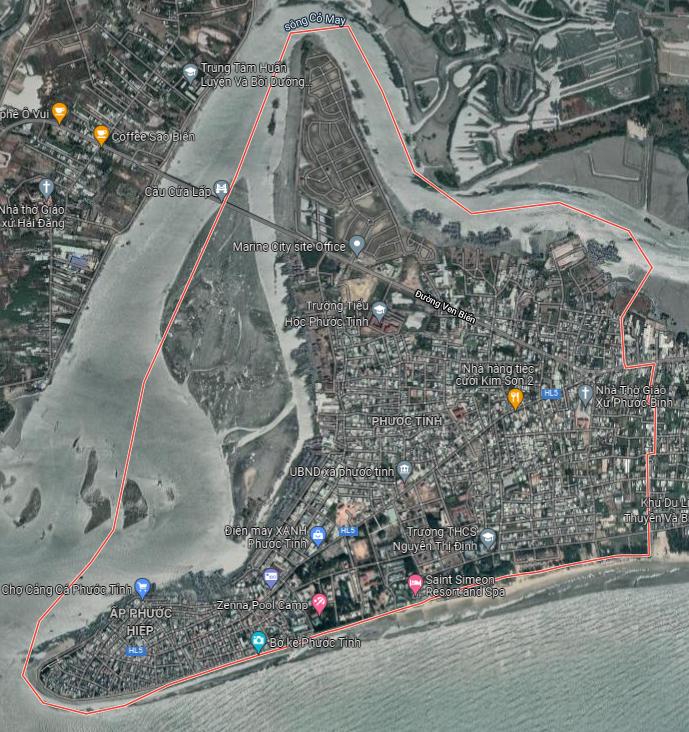 Kế hoạch sử dụng đất xã Phước Tỉnh, huyện Long Điền, tỉnh Bà Rịa - Vũng Tàu - Ảnh 1.