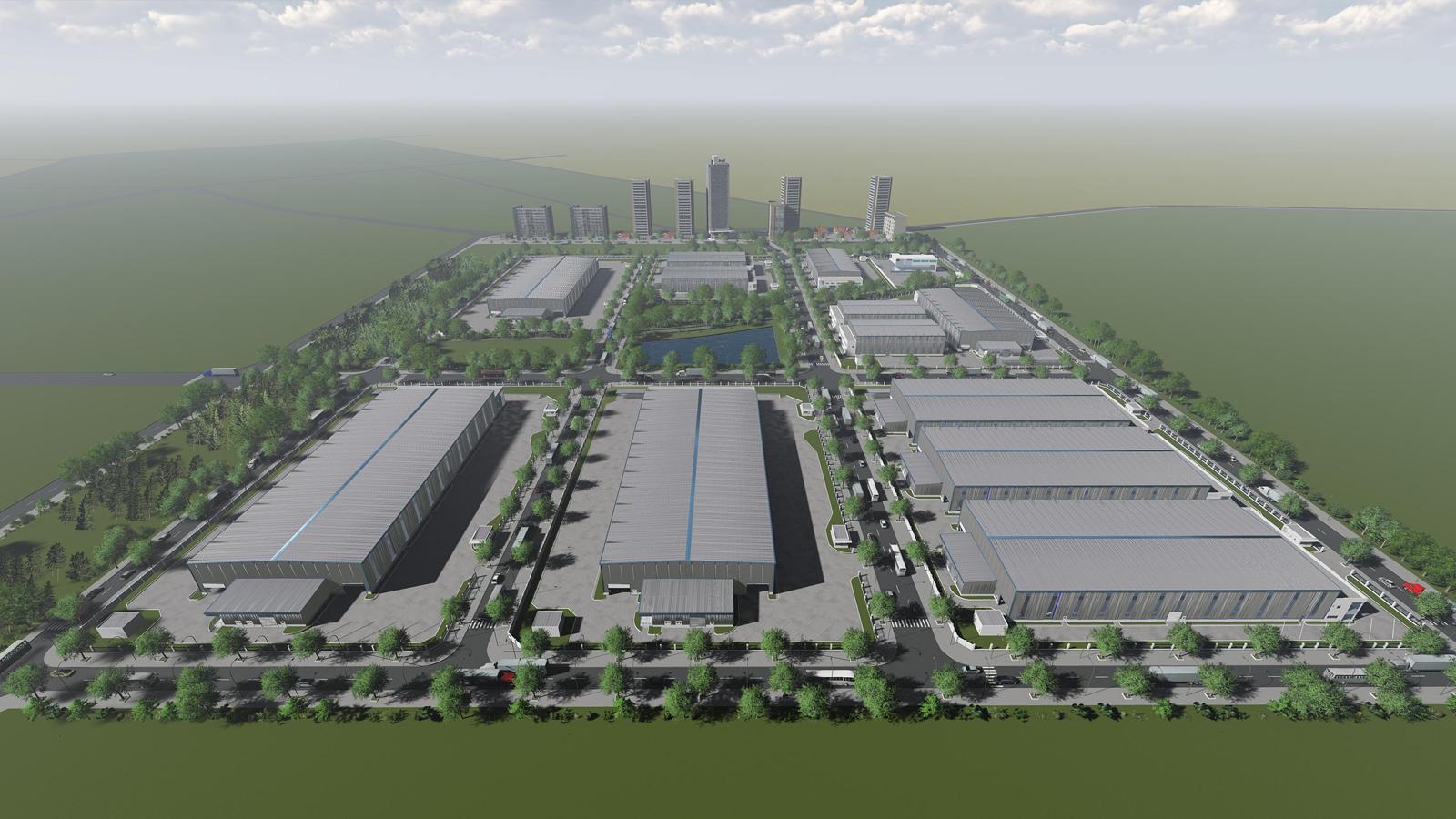 Thanh Hóa lùi tiến độ hoàn thành CCN Vạn Hà sang giữa năm 2023 - Ảnh 1.