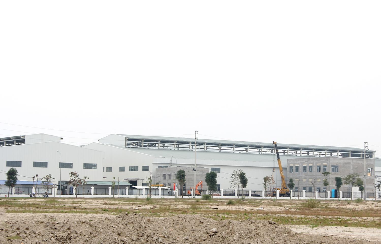 Bắc Giang thu hút thêm 781 triệu USD trong tháng 9 đầu năm - Ảnh 1.