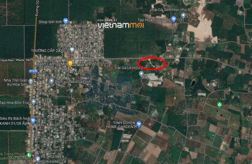 Đất có quy hoạch ở xã Phước Tân, huyện Xuyên Mộc, Bà Rịa - Vũng Tàu - Ảnh 4.