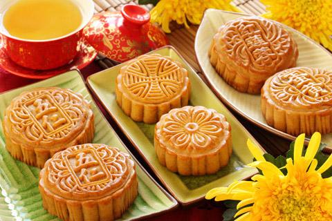 Tìm hiểu ý nghĩa của bánh Trung thu vào ngày Rằm tháng 8 - Ảnh 2.